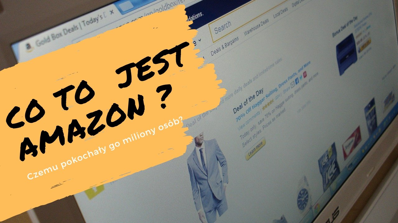 Co to jest Amazon